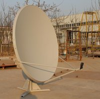 Wholesale 180cm inches KU BAND DISH ANTENNA offset satellite antenna