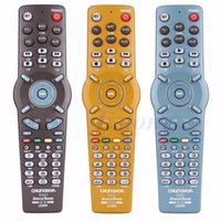 Wholesale 1pc Sat - Wholesale- 1pc New 6in1 Universal Learning Remote Control Controller For TV CBL DVD AUX SAT AUD