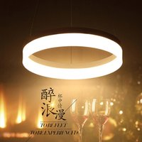 Wholesale Led Lights Room Decorations - Modern LED Pendant Lights For Dining Room lamparas colgantes pendientes Hanging Decoration Lamp Lighting suspension luminaire