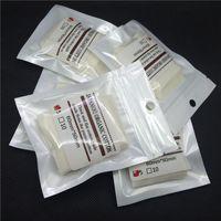 Wholesale Ecig Wholesale 5pcs - 100%Original Japanese Organic Cotton 60*50mm MUJI Fabric Japan Cottons For DIY RDA Tool Vape Ecig Mechanical mod 5pcs bag