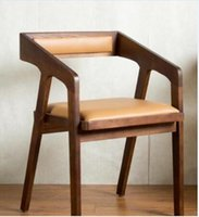 Wholesale chair made of wood