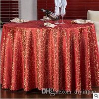 Wholesale White Linen Table Cloth - Best Choice 6FT Round Sequin Table Cloth Sparkly Champagne Tablecloth Beautiful Elegant Wedding Sequin Table Linens Sequin Table Cloth