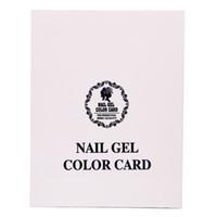 Wholesale Show Salon Tips - Nail Art Tools Showing Shelf 120 Colors Nail Art Gel Polish Color Tips Form Card Book Cartoon Manicure Pedicure Salon gel polish