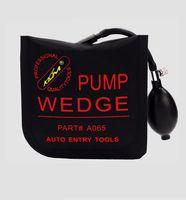 schlosser auto türöffner werkzeuge großhandel-KLOM pumpen keil automatische airbag fahren türschloss opener schwarz S / M / L / U 4 p / los PDR auto reparatur werkzeug bauschlosser lieferungen