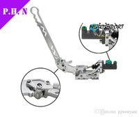 Universal Hydraulic Horizontal Rally Drifting E-brake Lever HandBrake Horizontal Type pronto per la spedizione PH8408
