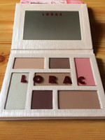 Wholesale lorac champagne eye palette for sale - Group buy 2017 Lorac pink champagne Holiday Mega PRO Palette Eye Shadow Color Makeup pro DHL free shpipping