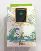 Wholesale Gsm Button - A8 Mini GSM GPRS Tracker Global Real Time GSM GPRS GPS Tracking Device With SOS Button for Cars Kids Elder Pets