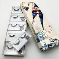 Wholesale Diamond Eye Lashes - Magnetic Diamond Girl Eye Lashes 3D Mink Reusable False Magnet Eyelashes Extension 1 lot = 10 pairs