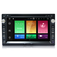 "Wholesale T5 Dvd - 7"" 2G RAM 8 Core Android Car DVD Auto Stereo For Volkswagen Jetta B5 Polo T5 Sharan Golf 1999-2005 GPS Navi OBD DVR Mirror Screen BT USB SD"