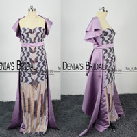 Wholesale Cape Styles - 2017 New Style for Saudi Arabic Evening Dresses Embroidery Middle East Style Cape with Belt Prom Gowns