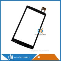 Wholesale Blu Dash Music - Black And White Color High Quality For BLU Dash Music JR D390 Touch Screen Touch Digitizer