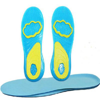 Wholesale Wholesale Comfort Women Shoes - Men Women Silicone Gel Orthotic Comfort Arch Support Massage Sport Shoe Insoles Shock Absorber Heel Arch Feet Foot Support Pad Run Pad