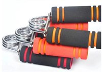 Les plus récents grips lourds Grippe à main Gym Power Fitness Exerciseur à main Poignet poignet Force avant bras Forme Grip de main
