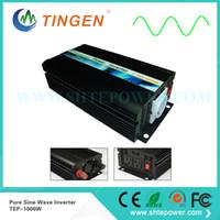 Wholesale Ac Dc 48v - 1000w 1kw inverter dc to ac pure sine wave dc 12v 24v 48v ac 220v 230v off grid system TEP-1000W