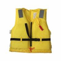 Wholesale Child Inflatable Life Vest - Wholesale- 2016 New Summer Swimming life vest Children's inflatable swimming vest   bathing suit  Swimming Jacket
