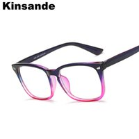 Wholesale M Eyeglasses - Wholesale- Fashion eyeglasses Vintage M Nail Eye Glasses Frame For Women Men Branded Optical Frame Oculos De Grau feminino