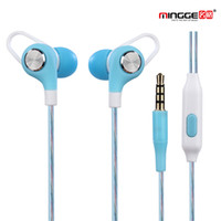 Wholesale Earphones Jiayu - 2017 New High Quality JIAYU A6 Special Edition 3.5mm In-Ear Bass Earphones Music Wired Earbud Headset with retail package