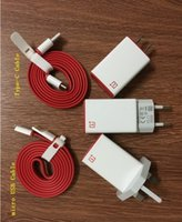 Wholesale Usa Data - new type cable Original genuine Oneplus 5V 2A USA  EU   UKcharger adapter + 100cm type-c data cable for OnePlus