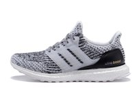 Wholesale Casual Shoes Ultra Boost All White Black Men and Women Ultra Boost Triple Black Running Shoes