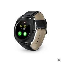 ingrosso bluetooth del telefono quad band-Commercio estero nuovo X3 intelligente orologio da 1,5 pollici full circle schermo touch screen Chiamata Bluetooth può essere inserita scheda telefonica quad-band chiamata WeChat ca