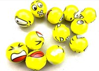 Новый FUN Emoji Face Squeeze Balls <b>Stress Relax</b> Emotional Toy Balls Fun balls Доставка EMS