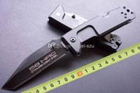 Wholesale Extrema Ratio Fulcrum Ii - Wholesale - Best gift EXTREMA RATIO FUlCRUM II T survival knife pocket knife folding knife hiking tools knives