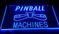 Wholesale Pinball Light - LS683-b-Pinball-Machines-Bar-Beer-Pub-Neon-Light-Sign Decor Free Shipping Dropshipping Wholesale 6 colors to choose