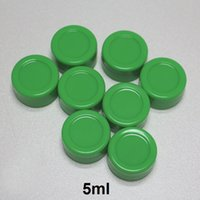 Wholesale Stash Holder - 5ml silicone container holder for cosmetic non stick silicone container concentrate oil silicone stash jar for oil wax