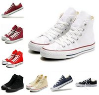 Wholesale Green Color Star - 2016 HOT New 13 Color All Size 35-45 sports stars chuck Classic Canvas Shoe Sneakers Men's Women's Canvas Shoes