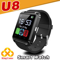 Wholesale Music Window - U8 Bluetooth Smart watch for IOS iPhone7 plus 6 Samsung Android Mobile Phone smart watches Waterproof pedometer Music watch DZ09 A1 Z60 GT08