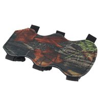 Wholesale Archery Bow Arm Guard Protection Forearm Safe Strap Camo Leather New