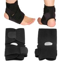 Wholesale Foot Stabilizer - Ankle Support Brace Ankle Tight Strap Achilles Tendon Basketball Stabilizer Fitness Work Breathable Foot Supports OOA3781
