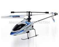 Wholesale Cheap Electric Rc Helicopters - 4CH 4-Channel 2.4GHz RC Mini Gyro WL V911 Helicopter Single Radio Propeller BNF Free Shipping Cheap mini led clock display
