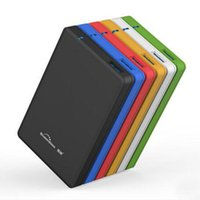 Wholesale 2.5 sata enclosure for sale - Group buy tool free hdd case usb ssd sata III usb hdd enclosure high speed gbps case plastic box use for tb hard disk