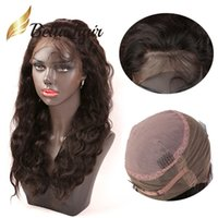 Wholesale Brazilian Virgin Body Wave Wig - Pre-Plucked Brazilian Body Wave 360 Lace Wigs Virgin Human Hair with Baby Hair Bella Hair Julienchina 130% 150% 180% Density Available