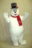 Wholesale Custom Sales Kits - Hot selling 2017 hot sale MASCOT CITY Frosty the Snowman MASCOT costume anime kits mascot theme fancy dress carnival costume