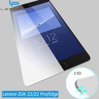 Wholesale Tempered Glass Lenovo Z2 Pro - Lenovo ZUK Z2  Z2 Pro Tempered Glass Screen Protector Protective Film For Lenovo ZUK Edge Full Cover 2.5D