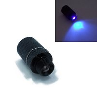 Wholesale Threaded Led Light - Archery Bow Sight LED Purple Light fit 3 8-32 Thread for Compound Bow