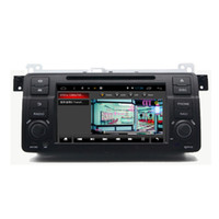 "Wholesale Car Radio Bmw E46 Android - Android 5.01 Car DVD Player for BMW E46  7"" Quad Core GPS Navigation  1 Din Auto Radio with Bluetooth WiFi Radio Canbus"
