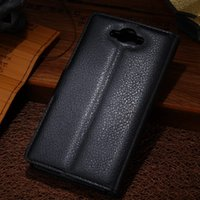Wholesale Droid Cases - Luxury High Quality Wallet Leather Case For Motorola MOTO MAXX XT1225   Droid Turbo XT1254 Phone Case With Credit Card Holder