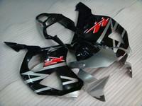 Wholesale Honda Cbr 929 Body Kit - Fairing Kits CBR 929 01 ABS Fairing for Honda Cbr929RR 2000 Silvery Black Body Kits CBR929RR 2001 2000 - 2001