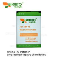 Wholesale E72 Battery - BP-4L Mobile Phone 3.7V 1380mah Battery For Nokia E63 E71 N97 E72 E95