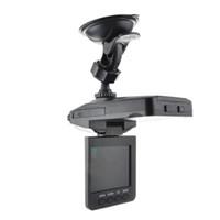 sistema de cámaras de china al por mayor-Grabadora de video de la versión de la noche H198 de la caja negra del sistema de la cámara del registrador de Dashcam del coche de 2.5 pulgadas