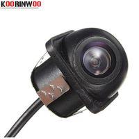 Wholesale Ccd Backup Camera System - KOORINWOO Universal HD CCD Video Input Car Rear View camera   front camera Reverse Backup Cam Parking System Night Vision