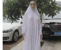 Wholesale Morden Fashion - 2017 New the Arrival Morden Muslim Women Full Cover Black Hijab Classic Islamic Fashion Headwer & Scraf