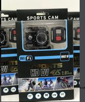 Wholesale Used Hd Pro - 2017 X3R 4k sport camera Action camera with remote control Ultra HD 4K WiFi HDMI 1080P 2.0 LCD 170D pro waterproof