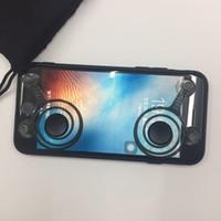 ingrosso compressa moq-2017 Nuovo iPad Iphone Gioco per cellulare Joystick Gioco per cellulare Gioco a bilanciere Touch Screen Joypad Tablet Controller di gioco divertente MOQ; 50 PZ