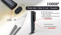 Wholesale Video Meetings - 1920*1080P Full HD WiFi Spy Pen Video Recording Wireless Hidden Camera Pen DVR Hot Meeting Recorder Pen Wearable Spy Cam Camcorder A2