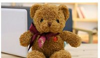 Wholesale Cheap Mini Teddy Bears - mini plush teddy bear toys christmas cheap teddy bear doll baby Plush toys for kids New Year's children's birthday present