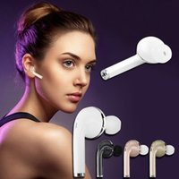 Wholesale High Quality Car Microphone - V1 Mini Wireless High quality Bluetooth stereo headset Car Bluetooth Earphones Handsfree microphone sports headphone